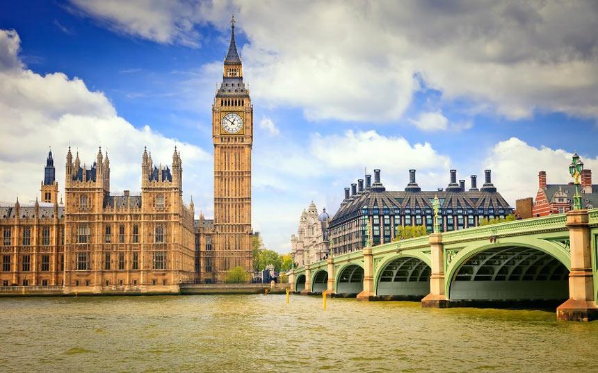 Harry Potter em Londres Abadia de Westminster |Big Ben |Parlamento Inglês - Estrela-Tour