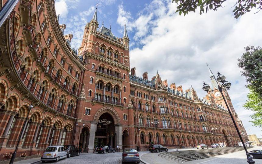 Harry Potter em Londres | Estação St Pancras - Estrela Tour