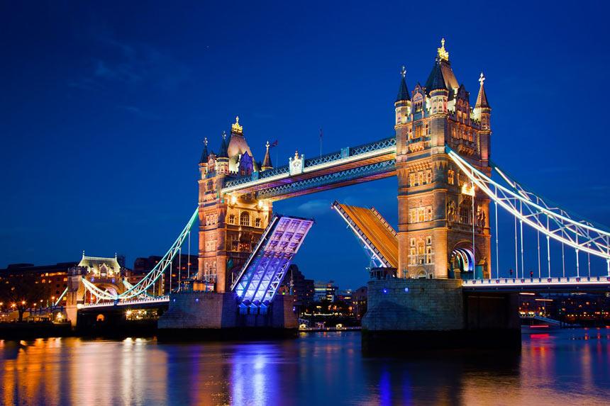 Harry Potter em Londres |Tower Bridge - Estrela Tour