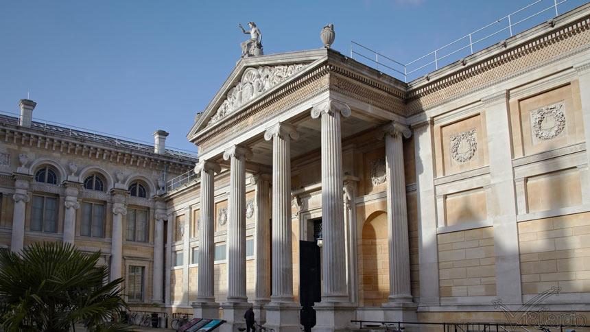 Oxford - Museu Ashmolean - Estrela Tour