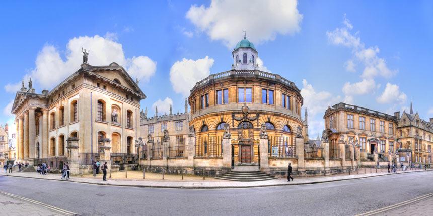 Oxford - Teatro Sheldonian - Estrela Tour