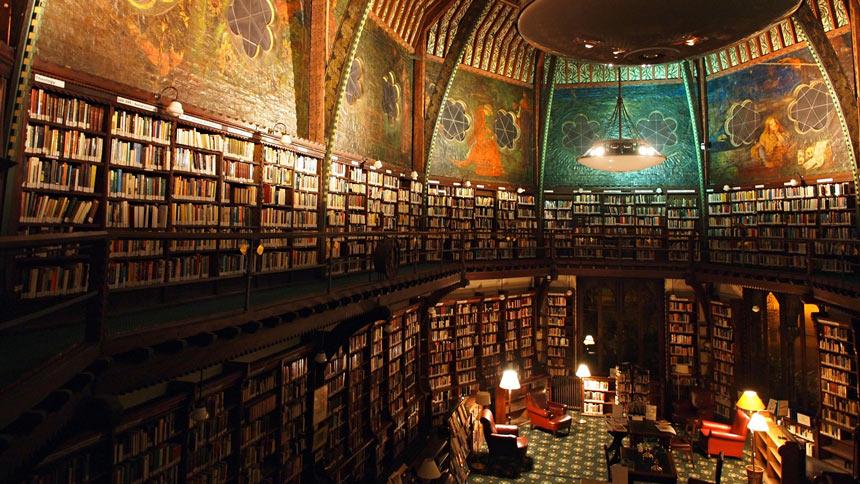 Oxford - Biblioteca de Bodleian - Estrela Tour