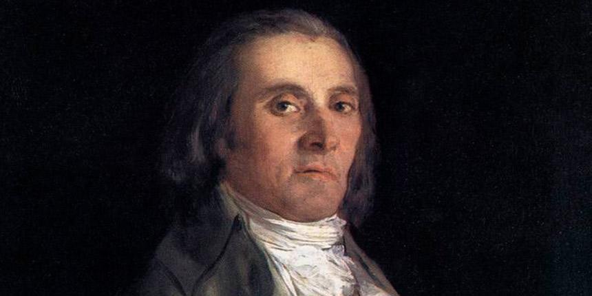 --Don-Andrés-del-Peral,-de-Francisco-Goya
