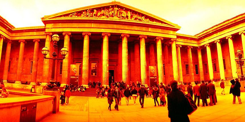 Museu-Britânico