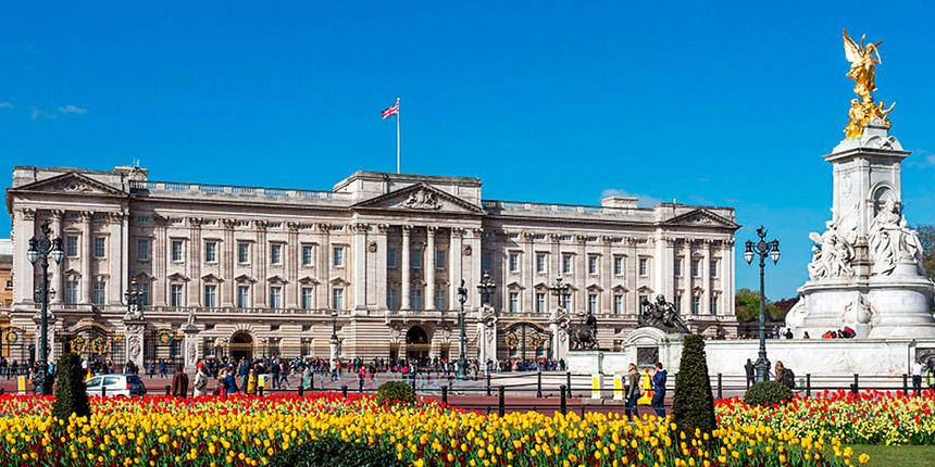 Palácio-de-Buckingham